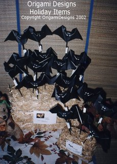 A Bail of Hay of Bats! Centerpiece